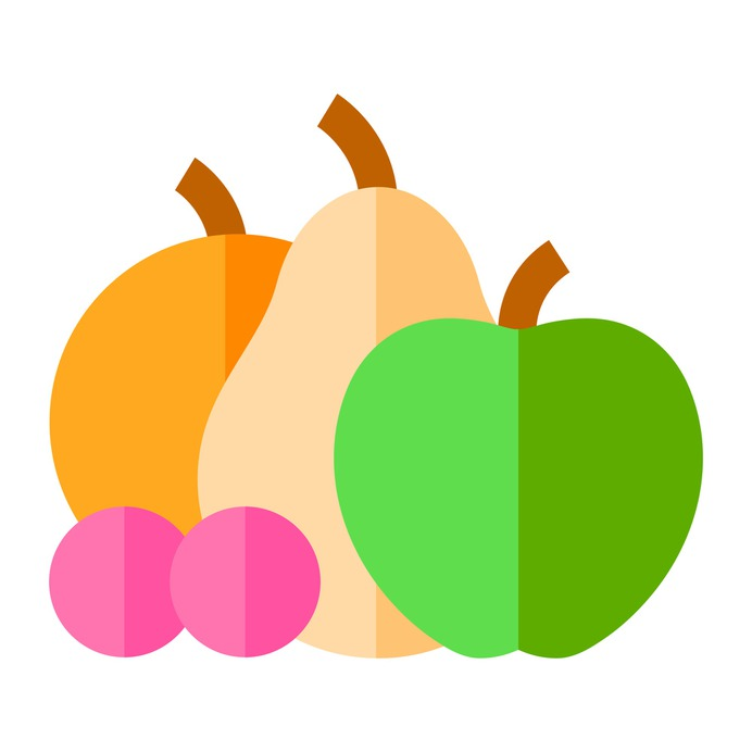 See more icon inspiration related to fruit, food, diet, food and restaurant, organic, vegan, healthy food, vegetarian, vegetables and fruits on Flaticon.