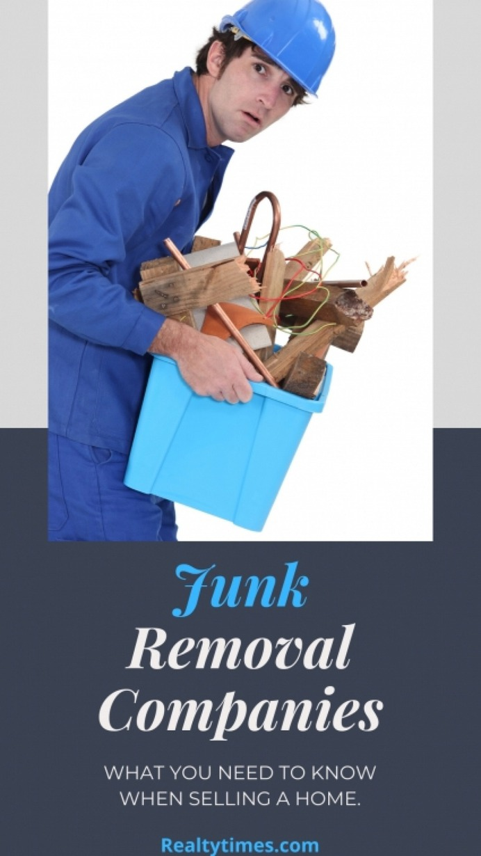 What to Know About Junk Removal Companies Like 1-800-got-junk