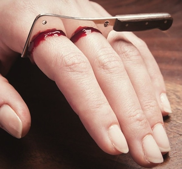 Meat Cleaver Ring – $225 #gadget