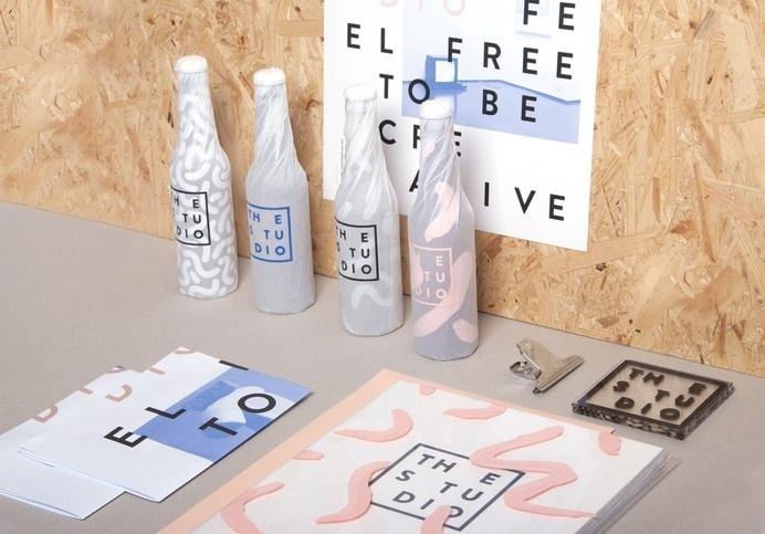 Josep Puy - Packaging #beer #beverage #branding #packaging #label