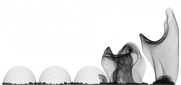 Jacob's Cave #wicks #abstract #generative #david