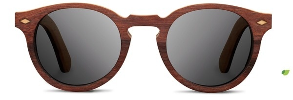 Shwood Select | Florence | Santos Mahogany | Wooden Sunglasses #glasses #florence #wooden #sunglasses #mahogany #wood #shwood