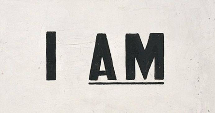 I AM #typography