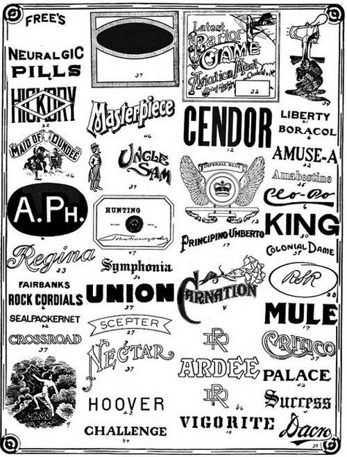 Vintage_logo_3 #type #vintage