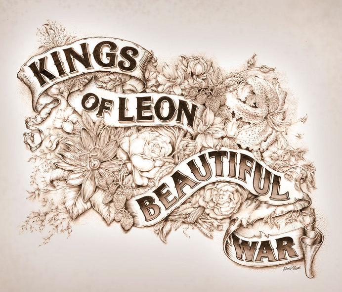 Kings of Leon – Beautiful War Cover Art « David Smith – Traditional Ornamental Glass Artist #smith #david #a