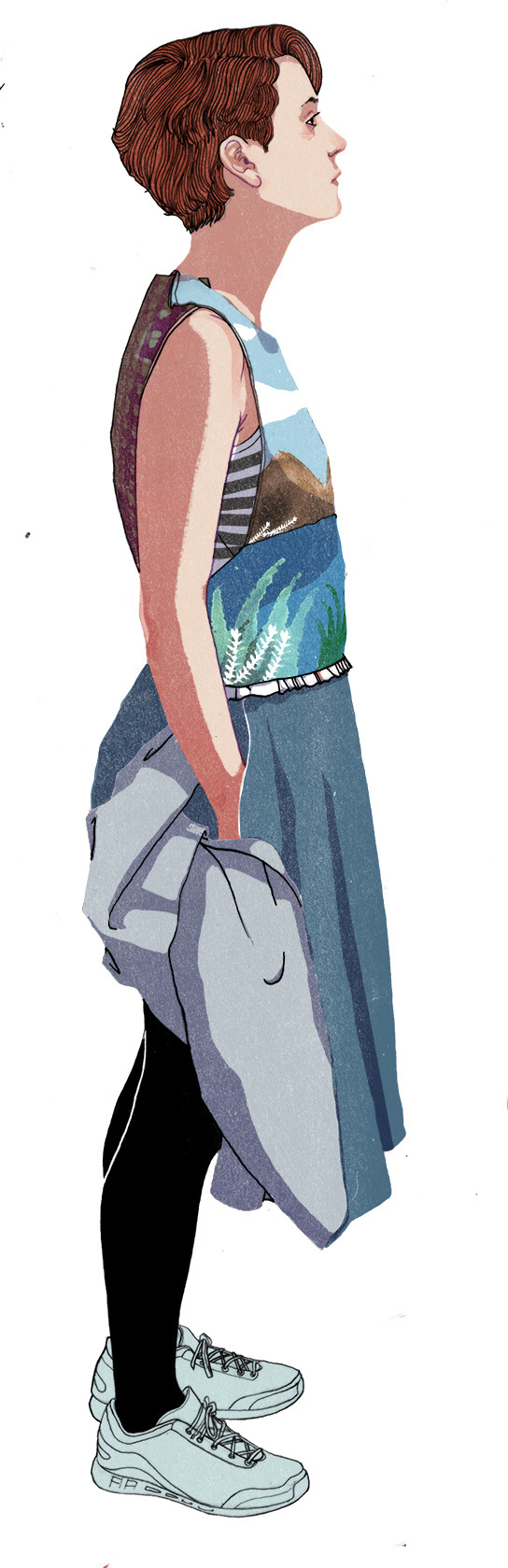 Jorge Roa #cute #illustration #spain #girls