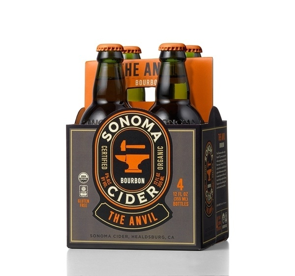 Sonoma Cider #packaging