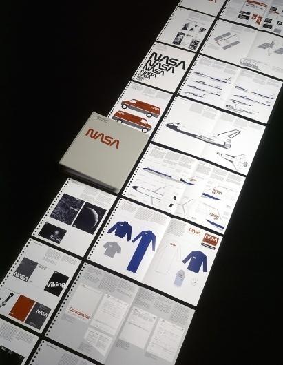 AIGA Design Archives - nasa #nasa #guidelines #stationery