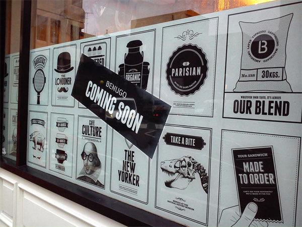 Benugo Covent Garden #soon #poster #coming