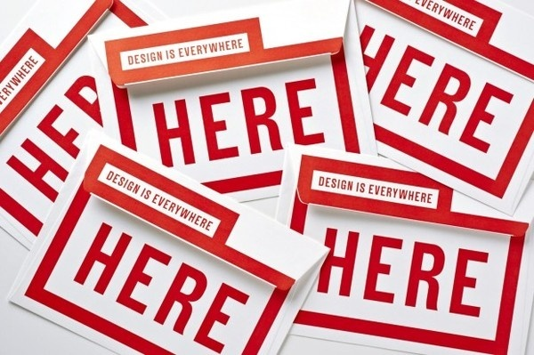 New Work: London Design Festival 2013 #envelope