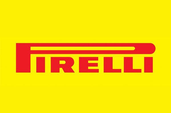 Pirelli logo design by Pirelli (1945) Colour #logo #design
