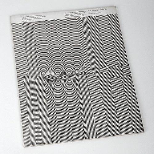 Brochure cover #illustration #line #art #brochure