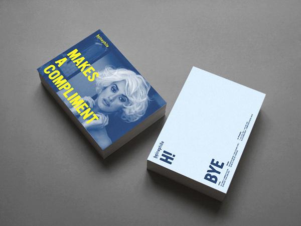 stationery set6 #movie #stationery #yellow #color #set #envelope #film #blue