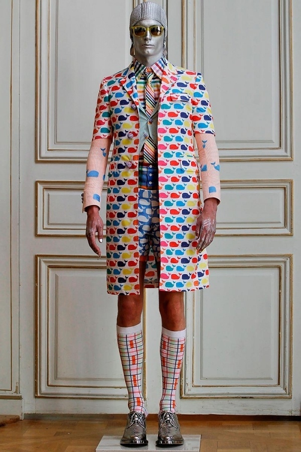 Fucking Young! » Thom Browne Spring/Summer 2013 #fashion #clothes