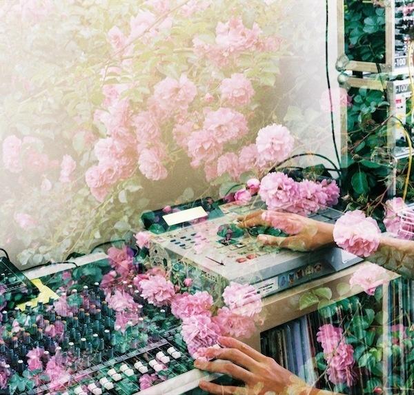 Gold Panda Releases New Track #gold panda #double exposure #album artwork