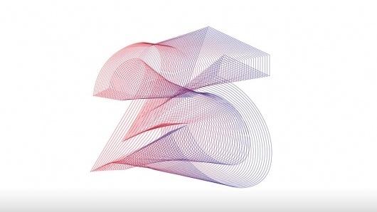 Sumit Paul — Twenty Five #vector #line #shapes #numbers #type