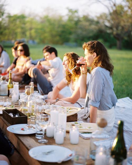The Glitter Guide #picnic