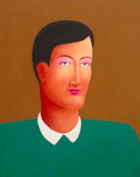 Nicolas Party   PICDIT #artist #art #painting