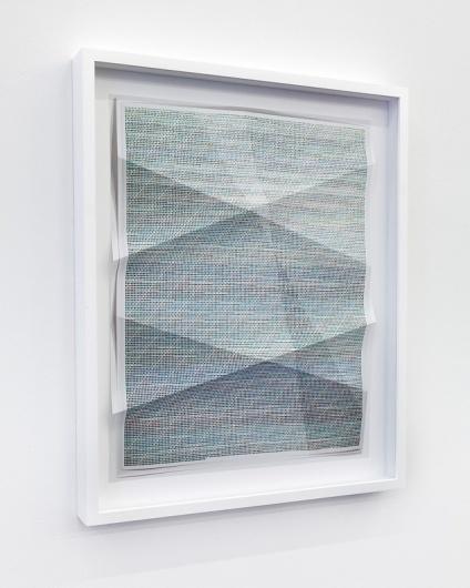 John Houck - Aggregates #abstract #houck #print #grid #john #art