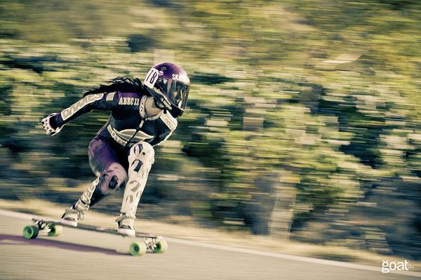 photo #longboard #ride #road #marisa #nunez
