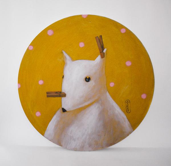 P1050842.jpg #squirrel #s #wood #illustration #art #painting #toy