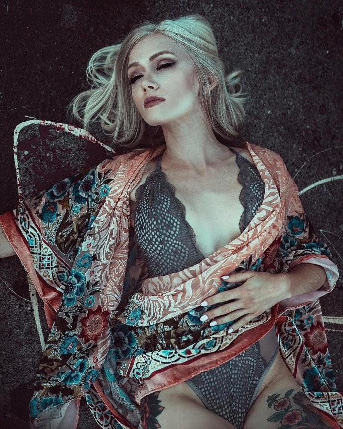 Gorgeous Female Portrait Photography by Steven Jonathan