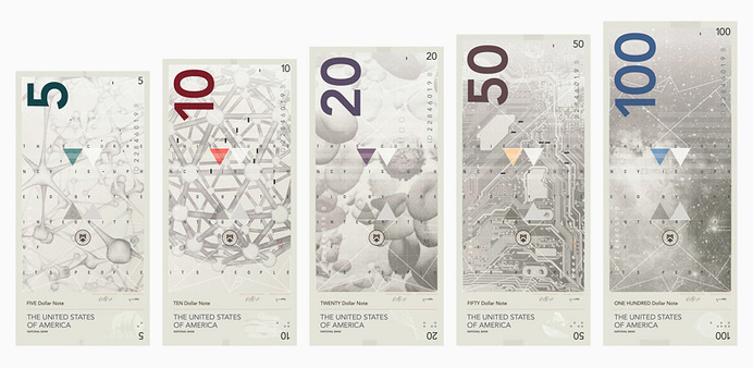 travis purrington dollars introduce radical redesign for the US #us #money