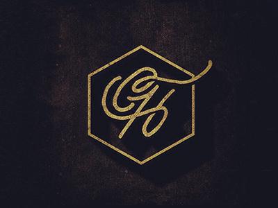 Ch2 #monogram #script