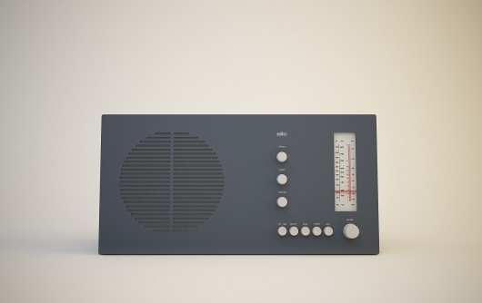 Dribbble - Dieter Rams RT20.jpg by Ray Faustino