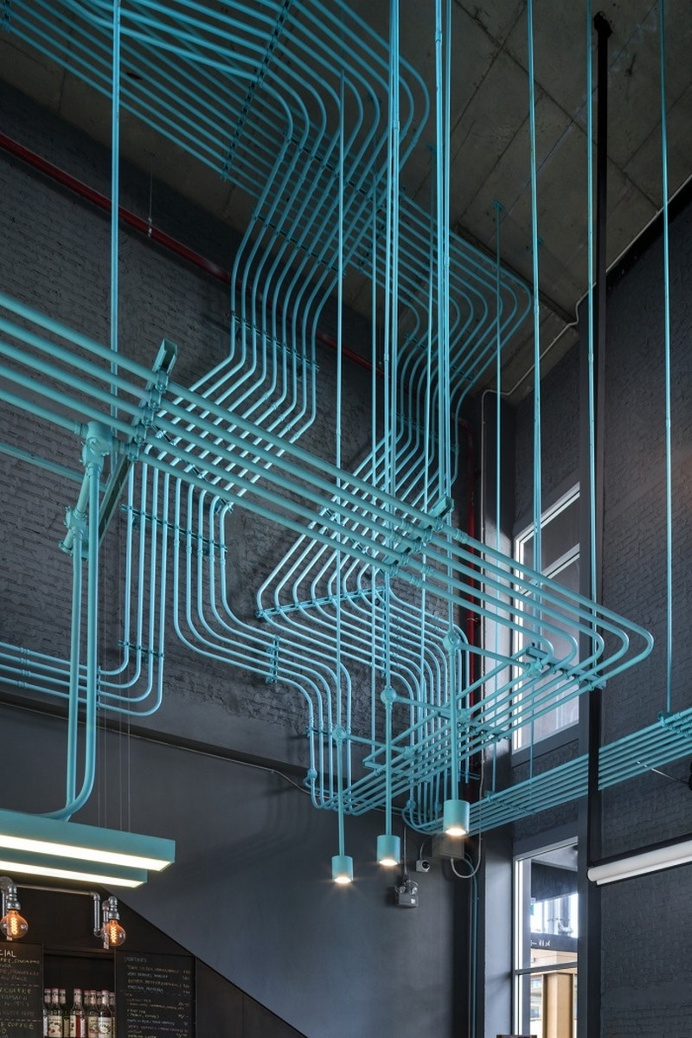 Co Working and Artisan Space – Hubba-to by Supermachine Studio