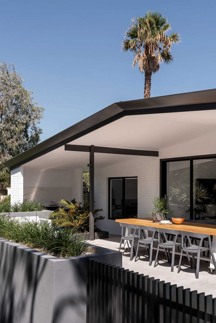 The Empire House - Alteration and Addition by Dalecki Design