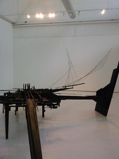 De beminnelijke houten bouwwerken van Frank Havermans | CultuurBewust.nl #architecture #art #installation