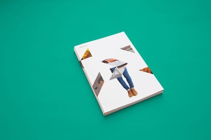 #dit #book #layout #design #graphic #typographic #thenext #studentshow #urbend #derekdoyle #patrickmcdonald DIT Graduate Exhibition, 2014