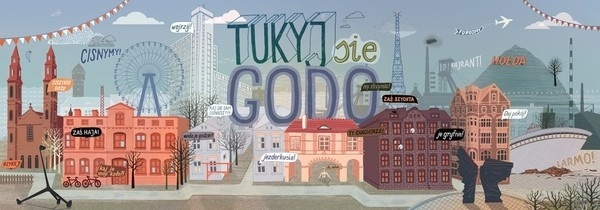 Gryfno Å›lonsko godka gryfnie.com #city #illustration #street