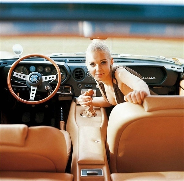 Girls and Classic Car Advertisements | Funtasticus.com Humor & Fun Blog #car #woman #advertising