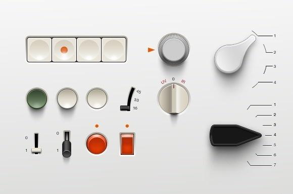 Braun UI #user #interface