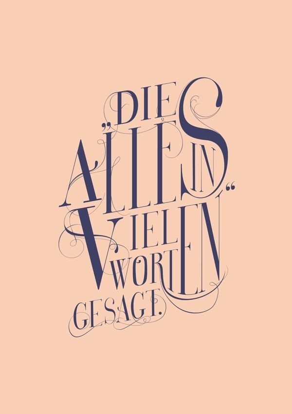All this said in so many words. typography, calligraphy, quote #calligraphy #typography