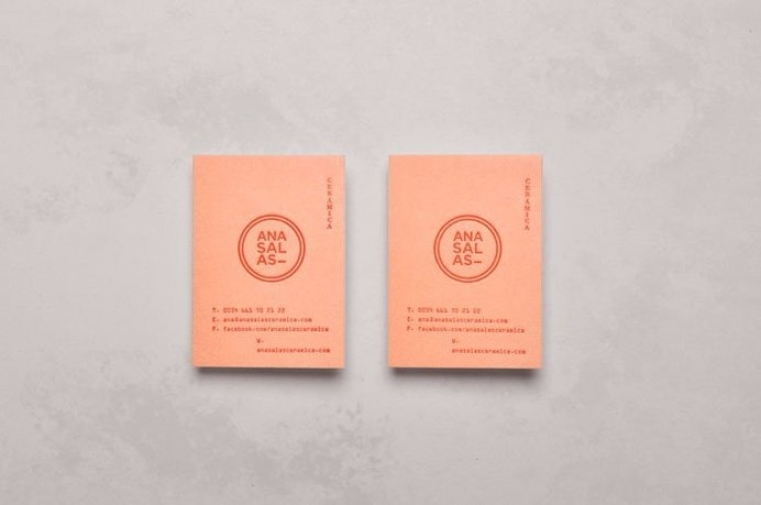 Ana Salas | STATIONERY OVERDOSE #visual #business #branding #design #graphic #identity #cards