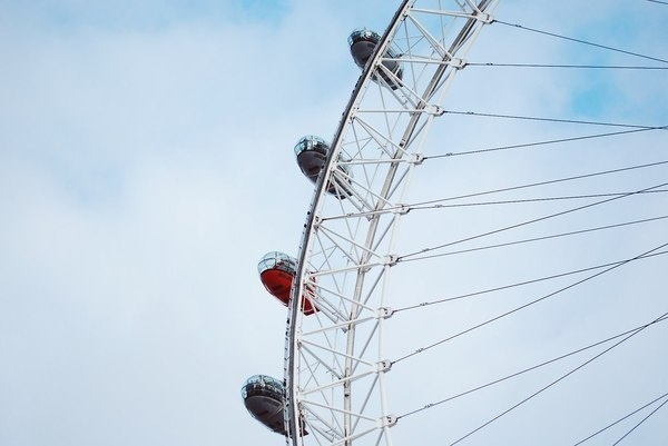 London Eye #london #eye