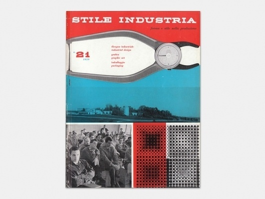 Display   Stile Industria 21   Collection #italian #steiner #50s #albe