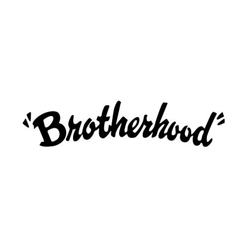 Brotherhood #typography