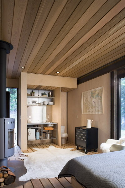 Olson Kundig Architects Projects Gulf Islands Cabin #architecture