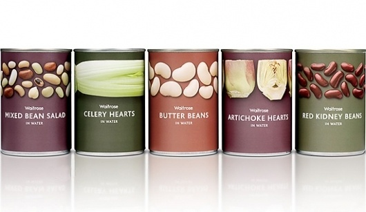 Mrs. Easton » Blog Archive » More Food #packaging #design #graphic #food #colors #photography #can