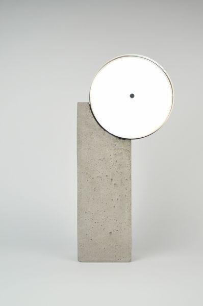 syzygy light by osandoos #concrete #design #light