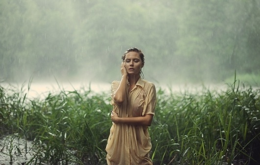 500px / Photo #photography #rain #woman