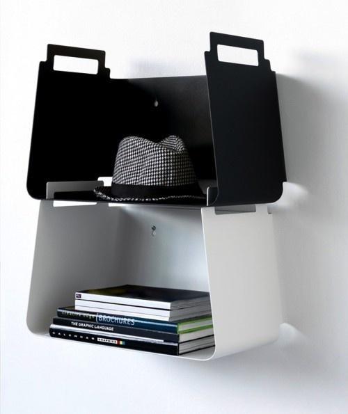 Vasu by Mikko Laakkonen #design #shelf #minimal