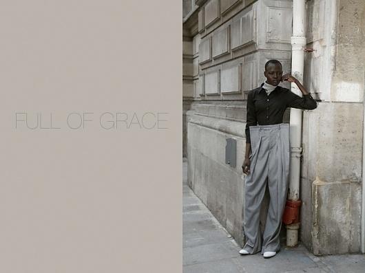 Full Of Grace   Volt Café   by Volt Magazine #beauty #design #graphic #volt #photography #art #fashion #layout #magazine #typography