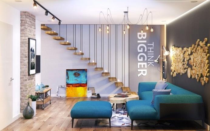 Lounge Loft in Kiev