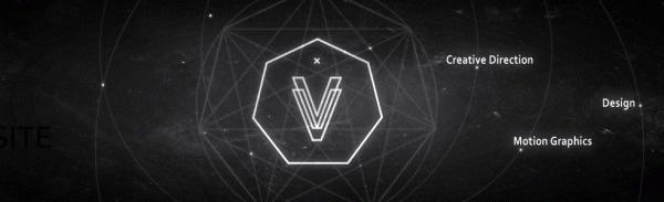 Veronica Velasquez's Reel, current work and contact info. #branding #id #design #graphic #black #veronica #monogram #brand #galaxy #velasquez #logo