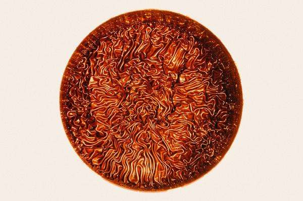 kreis #ink #red #shop #print #cream #copper #brown #circle